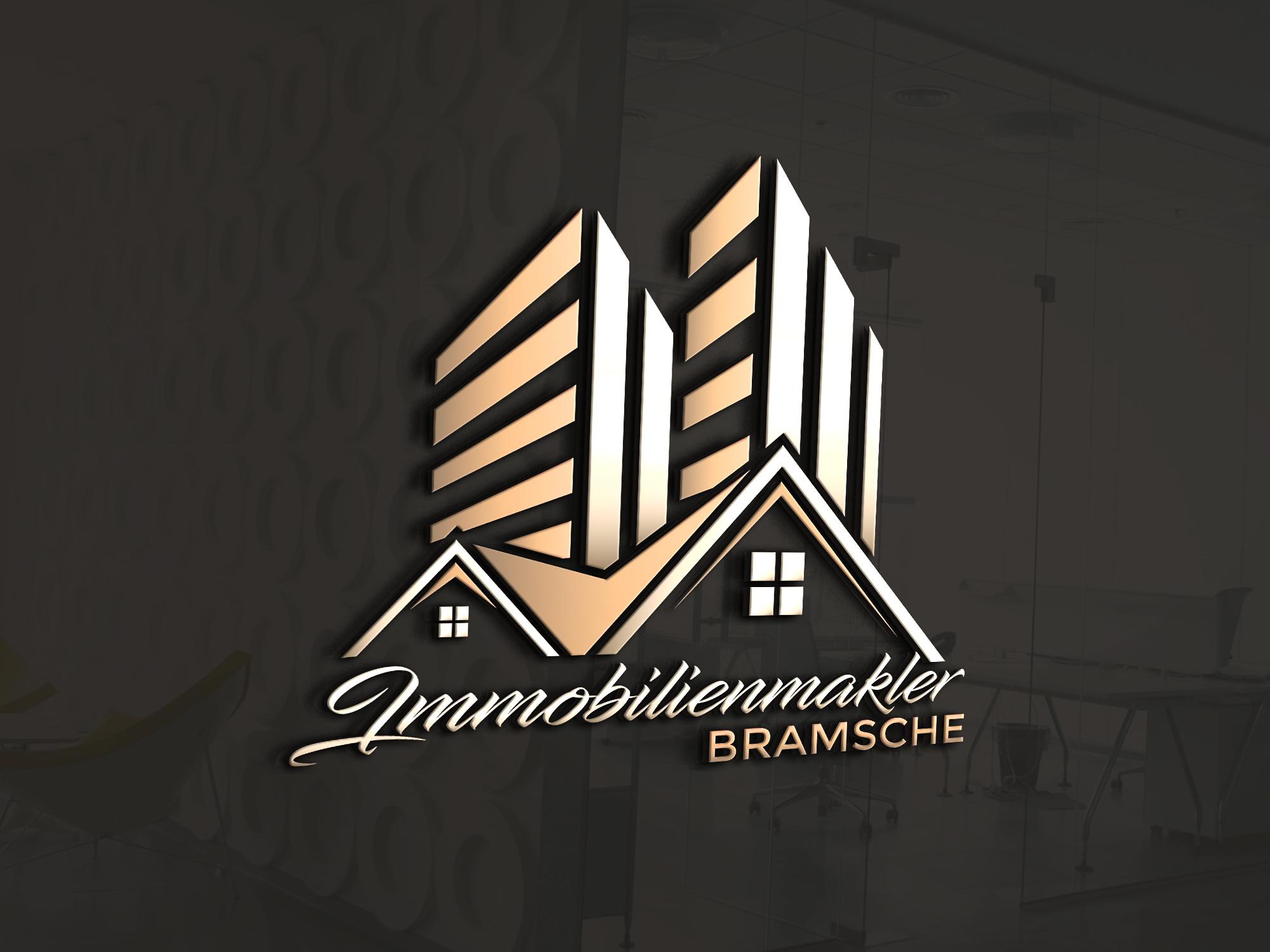 Immobilienmakler Bramshe Logo